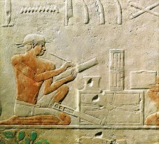 ZAKHAU - EGYPTIAN SCRIBE