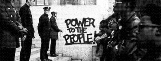 PANTHERS WANT POWER TO THE PEOPLE
