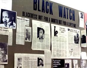 BLACK WATCH BULLETIN BOARD