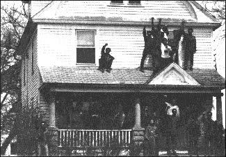 Kuumba House - Black United Students 1st Black Culture Center 1969